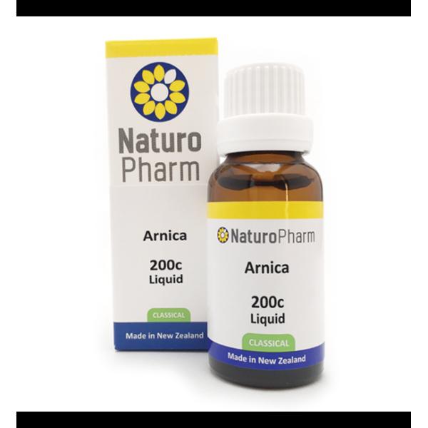 Naturo Pharm Arnica 200c Liquid 20ml