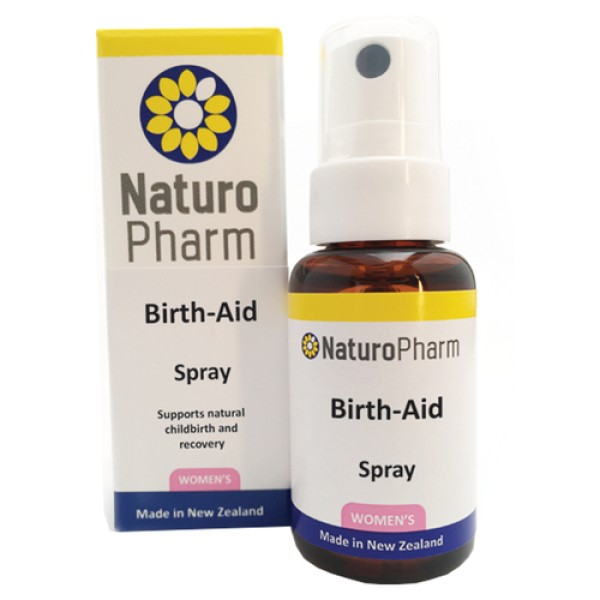 Naturo Pharm Birth-Aid Spray 25ml