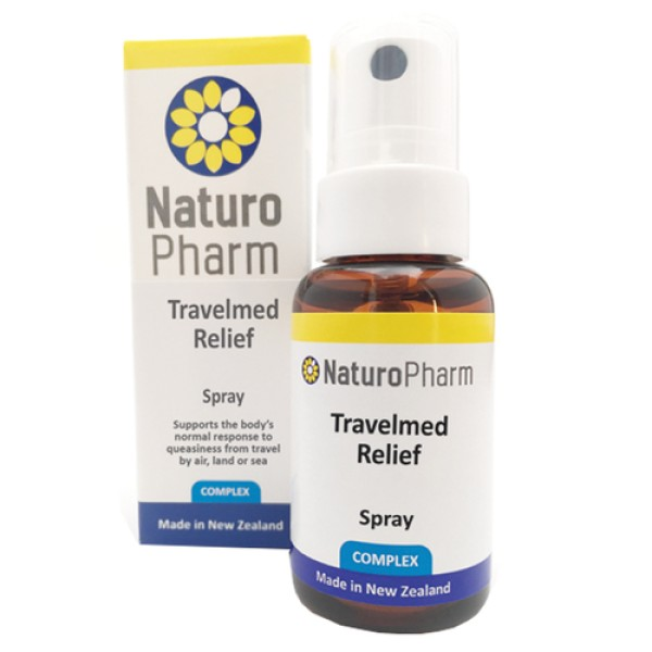 Naturo Pharm Travelmed Relief Spray 25ml