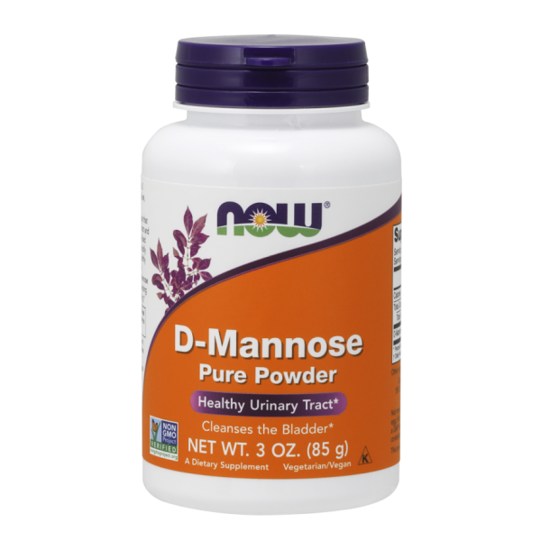 Now Foods D-Mannose Pure Powder 85g