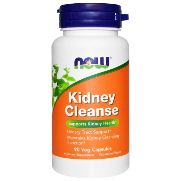 Now Foods Kidney Cleanse 90 Capsules