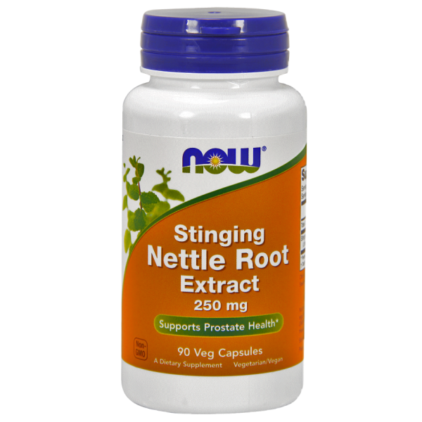 Now Foods Stinging Nettle Root Extract 250mg 90 Capsules
