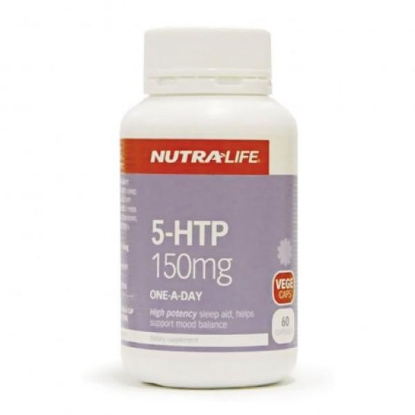 NutraLife 5 HTP 150mg 60 Capsules