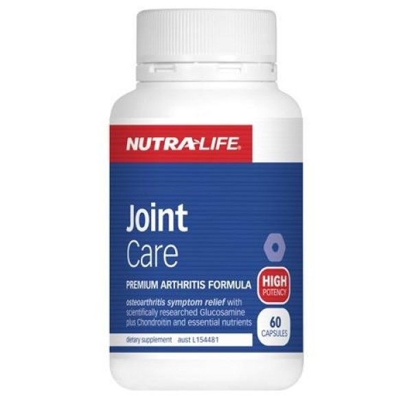 NutraLife Joint Care 60 Capsules