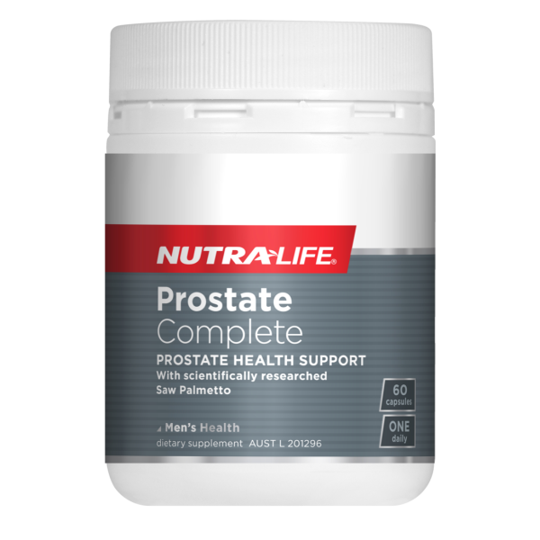 NutraLife Prostate Complete 60 Capsules