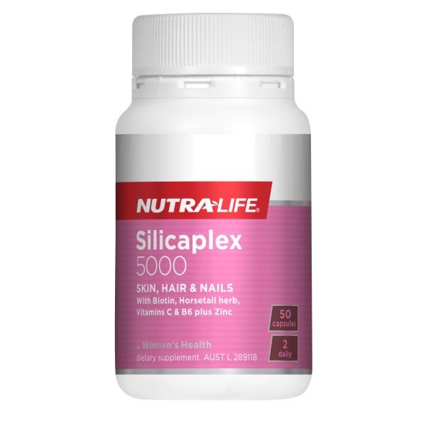 NutraLife Silicaplex 5000mg 50 Capsules