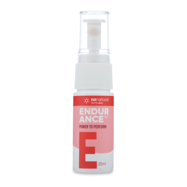NZ Natural Formulas Endurance Spray 25ml
