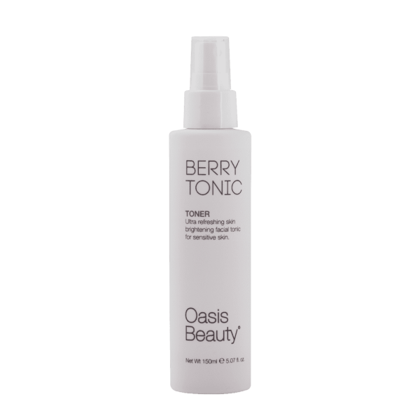 Oasis Beauty Skin Brightening Berry Tonic Facial Toner 150ml