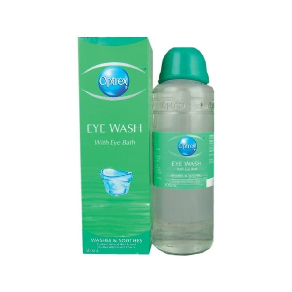 Optrex Eye Wash 300ml