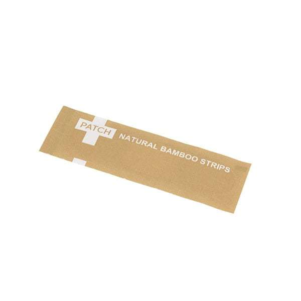 PATCH Natural Bamboo Adhesive Plasters 25s