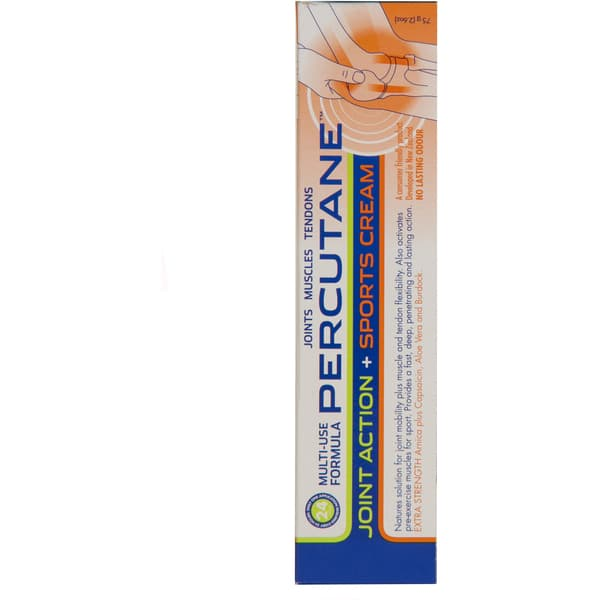 Percutane Joint Action & Sports Cream 75g