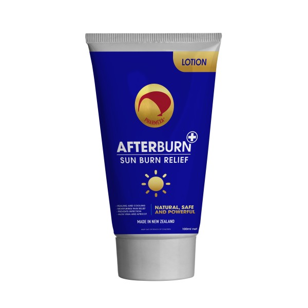 Pharmexa AfterBurn Natural Sun Burn Relief 100ml