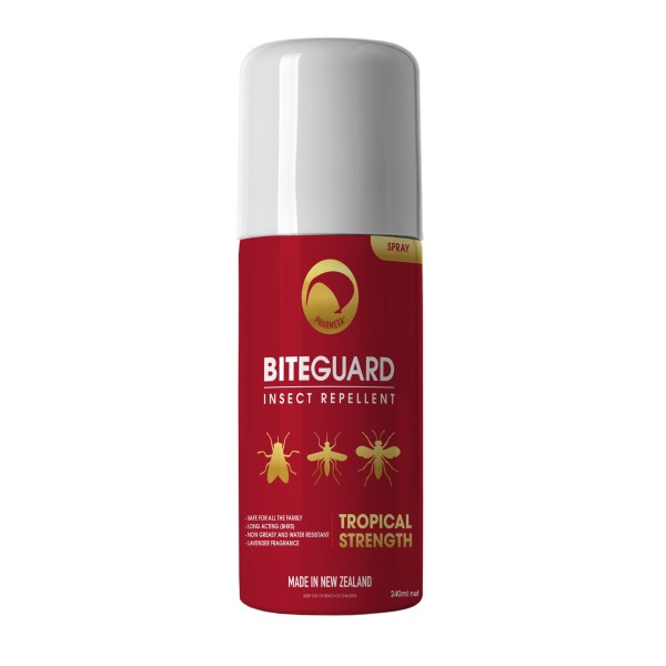 Pharmexa BiteGuard Insect Repellent Tropical Strength Spray 240ml