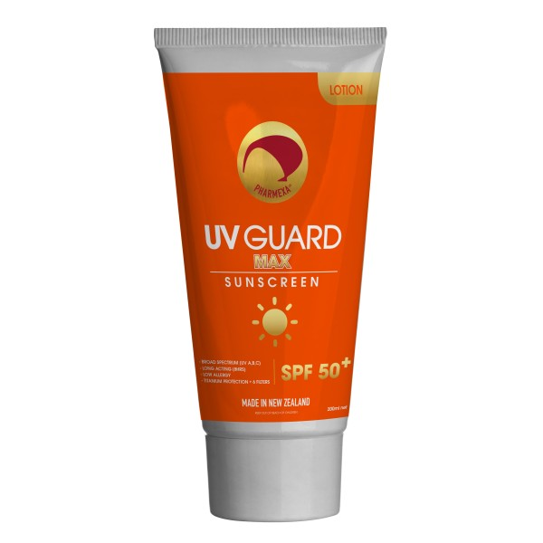 Pharmexa UV Guard Max Sunscreen SPF 50+ Lotion 200ml