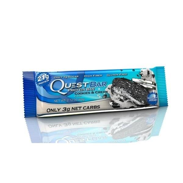 Quest Protein Bar (Single) - Cookies & Cream