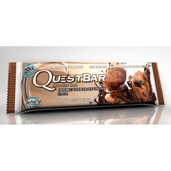 Quest Protein Bar (Single) - Double Chocolate Chunk