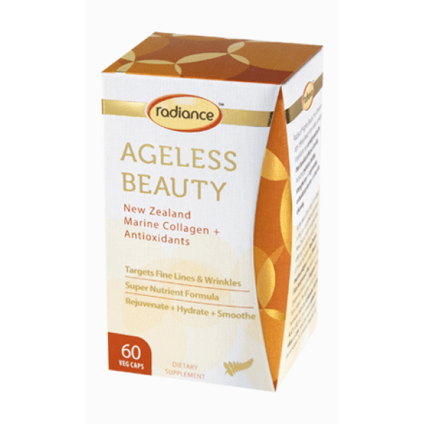 Radiance Ageless Beauty 60 VegeCaps