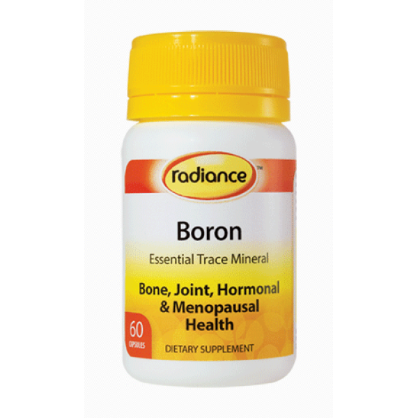 Radiance Boron 60 Capsules