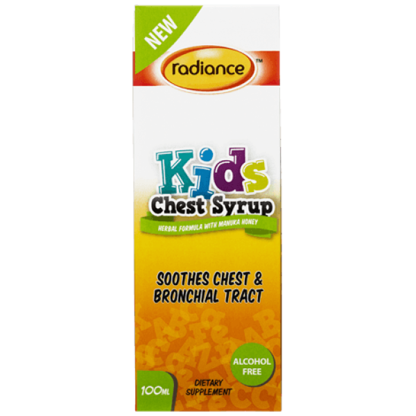 Radiance Kids Chest Syrup 100ml