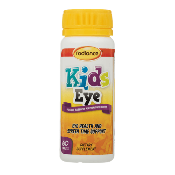 Radiance Kids Eye 60 Chewable Tablets