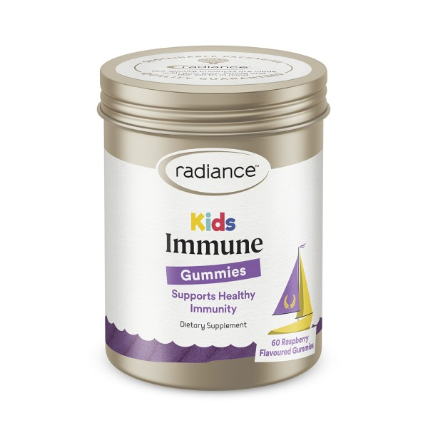 Radiance Kids Gummies Immune 60
