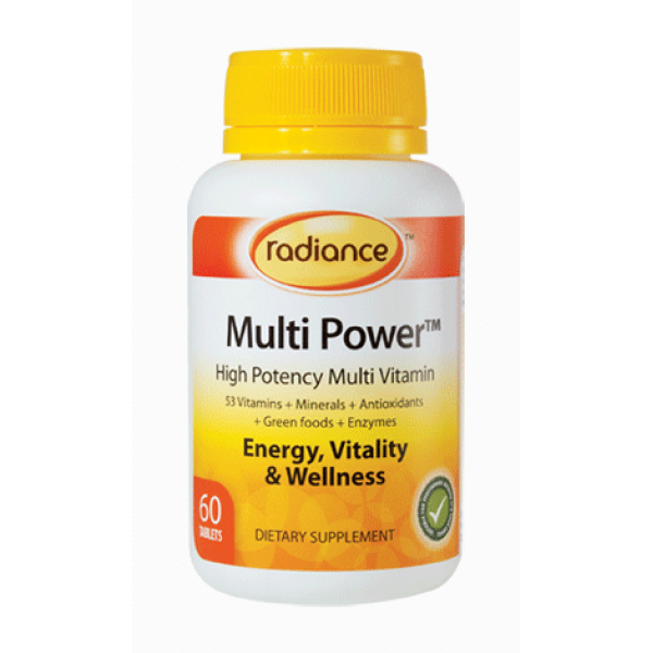 Radiance Multi Power 60 Tablets