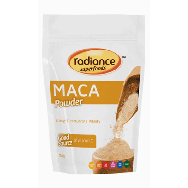 Radiance Superfood Organic Maca Powder 100g