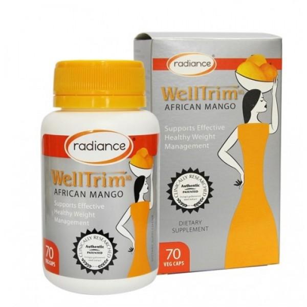 Radiance WellTrim African Mango 70 Capsules
