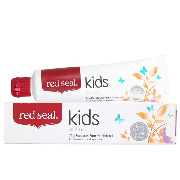 Red Seal Natural Kids Toothpaste 75g
