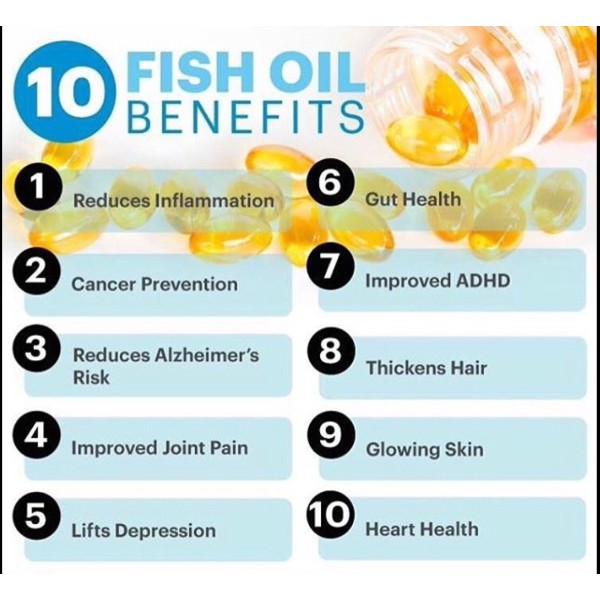 Sanderson Fish Oil 1000mg Odourless 220 Capsules