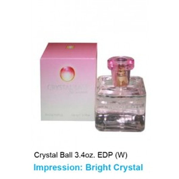Sandora Fragrances Crystal Ball Womens Eau De Parfum (EDP) 100ml