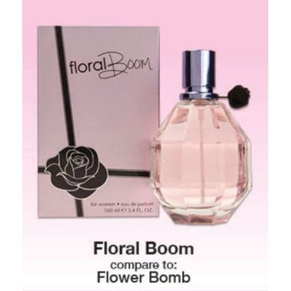 Sandora Fragrances Floral Boom Womens Eau De Parfum (EDP) 100ml