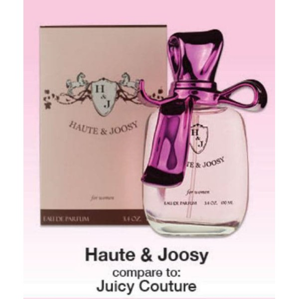 Sandora Fragrances Haute & Joosy Womens Eau De Parfum (EDP) 100ml