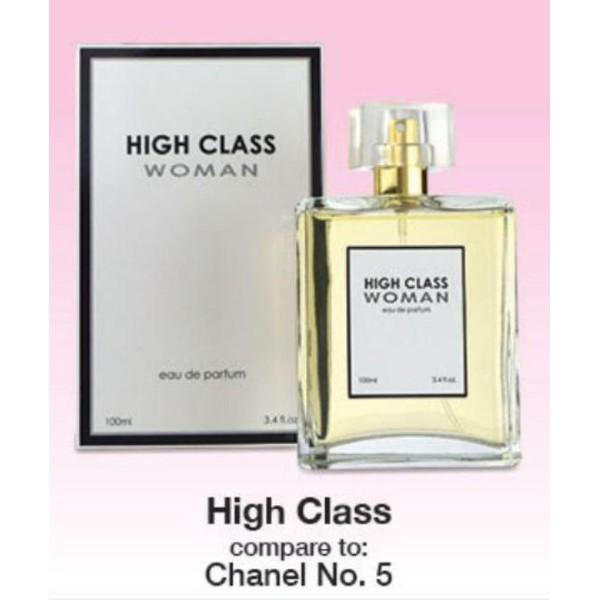 Sandora Fragrances High Class Woman Eau De Parfum (EDP) 100ml