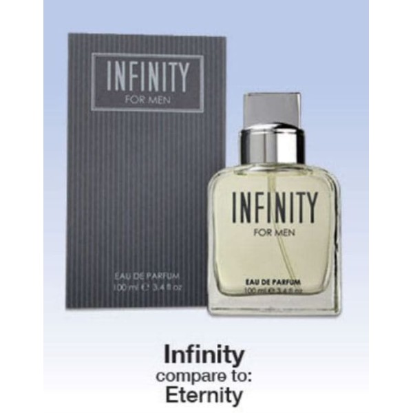 Sandora Fragrances Infinity Mens Eau De Parfum (EDP) 100ml