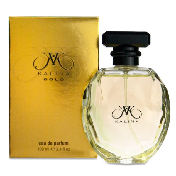Sandora Fragrances Kalina Gold Eau De Parfum (EDP) 100ml