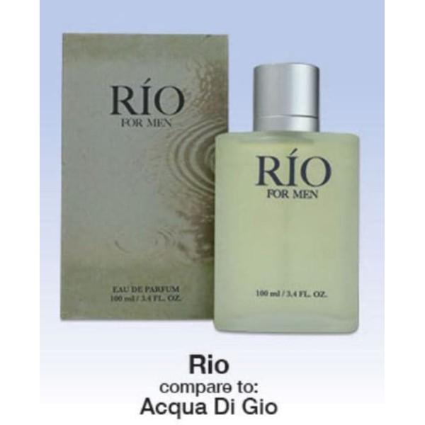 Sandora Fragrances Rio Mens Eau De Parfum (EDP) 100ml
