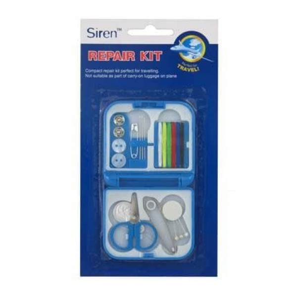 Siren Mini Travel Sewing Kit