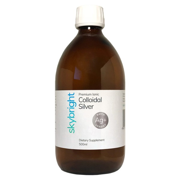 Skybright Colloidal Silver Liquid 500ml