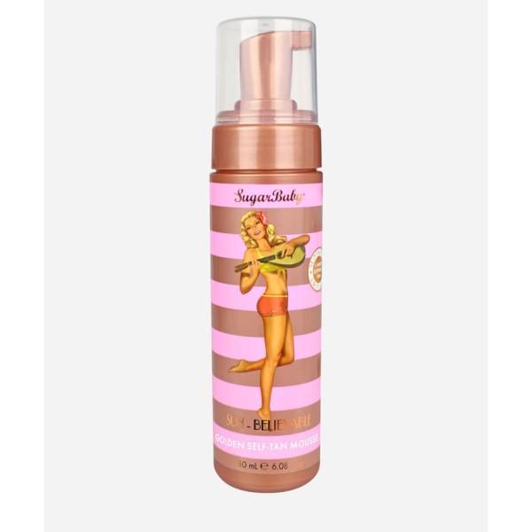 SugarBaby Sun-Believable Golden Self-Tan Mousse 180ml