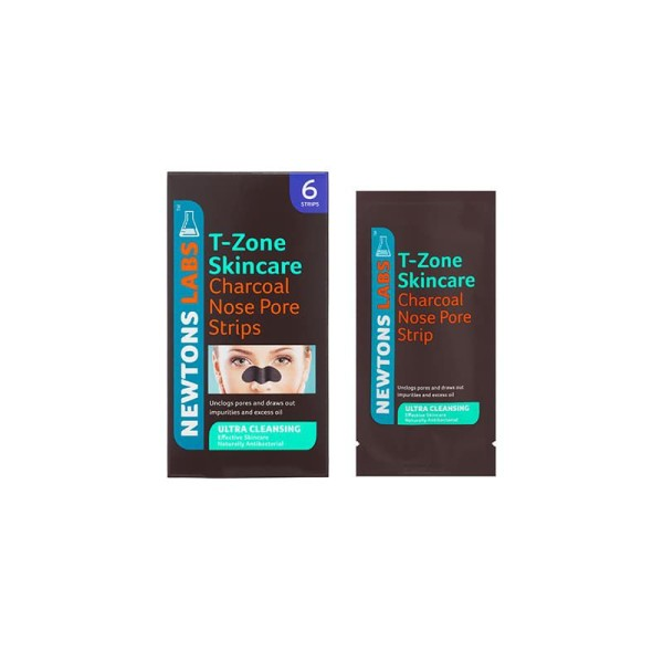 T-Zone Charcoal Nose Pore Strips (6 strips per pack)