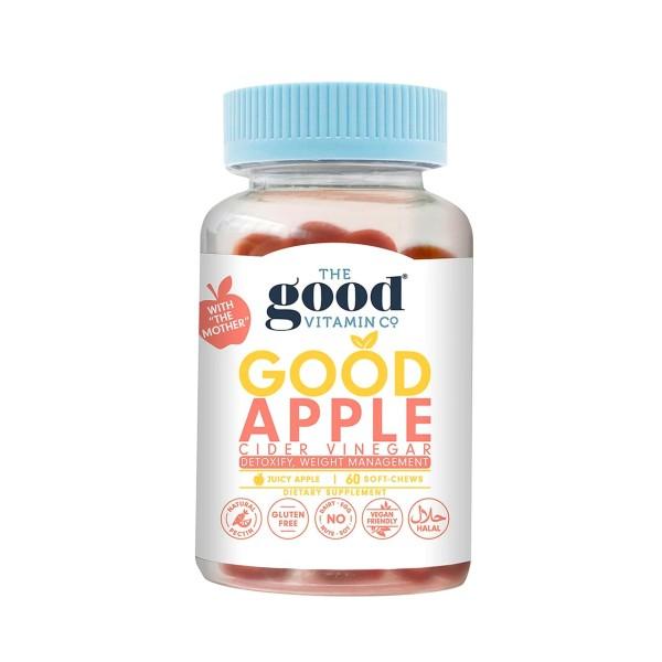 The Good Vitamin Co Good Apple Cider Vinegar 60 Soft Chews