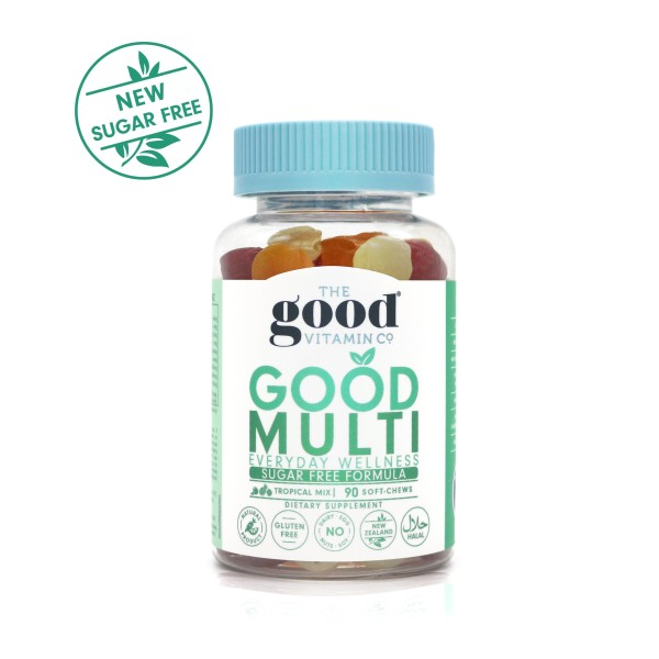 The Good Vitamin Co Good Multi Sugar Free Adult 90 Soft Chews