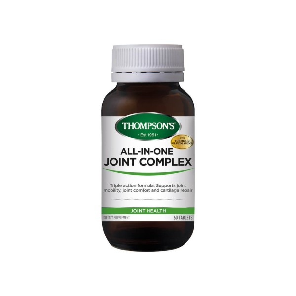 Thompson's All In One Joint Complex 60 Tablets