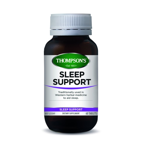 Thompson's Sleep Support 60 Tablets