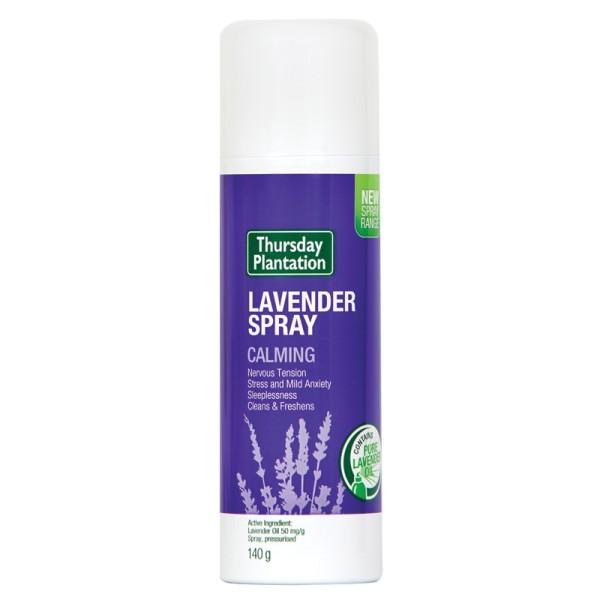 Thursday Plantation Lavender Spray 140g