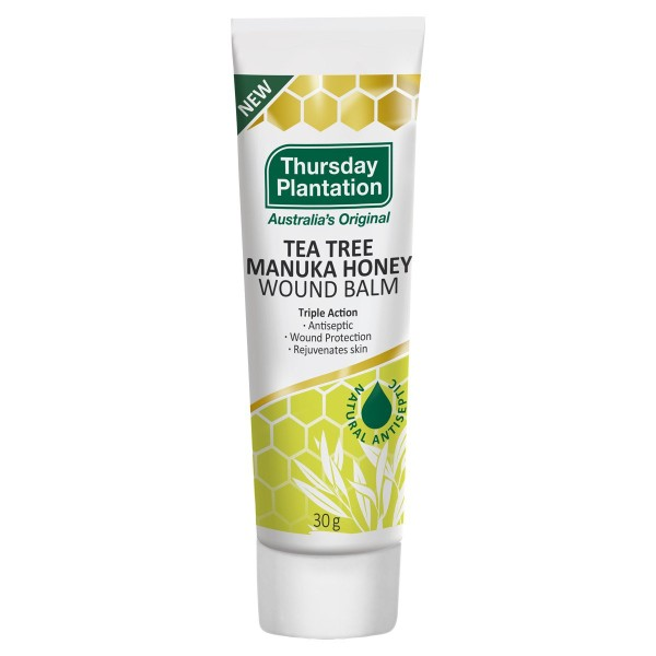 Thursday Plantation Tea Tree Manuka Honey Wound Balm 30g
