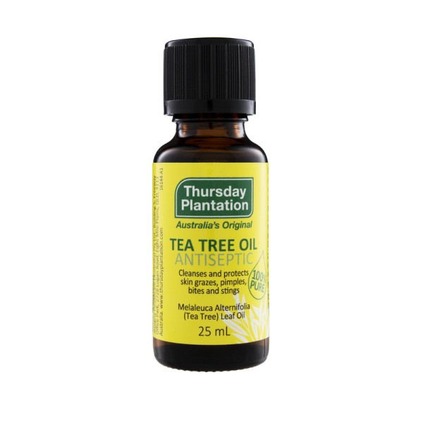 Thursday Plantation Tea Tree Oil 100% 25ml