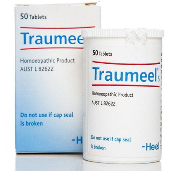 Heel Traumeel 50 Tablets