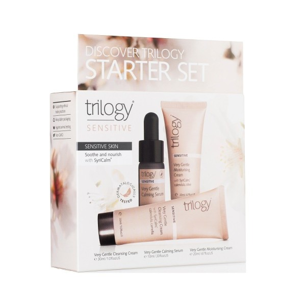 Discover Trilogy Starter Set (Sensitive Skin)